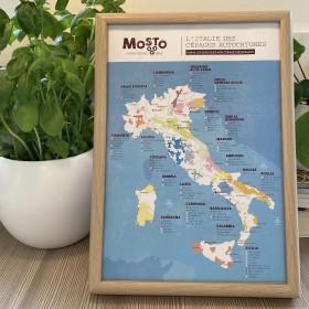 Poster Italie des Vins